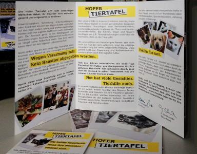 Flyer, Web und Print